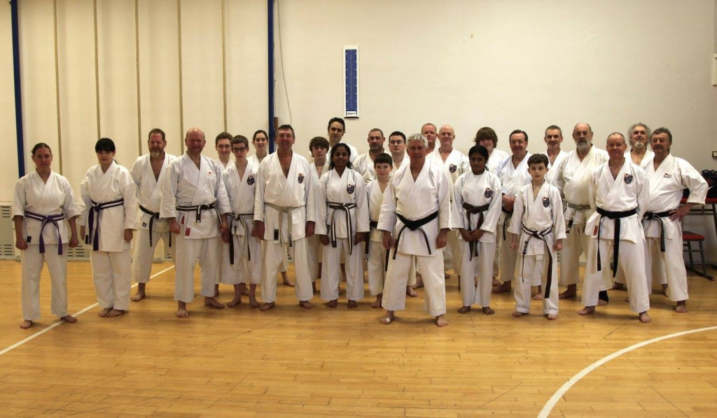 Black and Brown Belt Course
